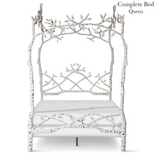 Forest Dreams Canopy Bed 43750 - Ensley Fairfield Mattress Co.