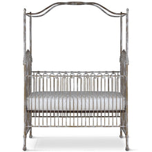 Corsican  43810 Stationary Canopy Crib - Ensley Fairfield Mattress Co.
