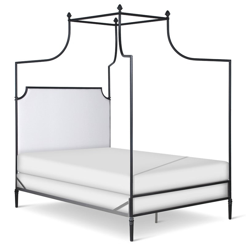 Olivia Canopy Bed 43856 - Ensley Fairfield Mattress Co.