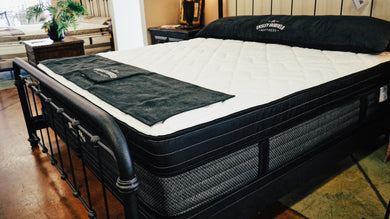 The Patriarch Luxury Firm 607G - Heritage Series - Ensley Fairfield Mattress Co.