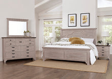 LMCo. Bungalow Mantel Bed