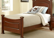 Hamilton/Franklin Panel Bed - Vaughan Bassett