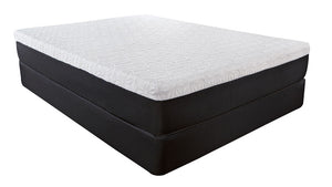 "EF Direct Memory Foam 10.5"" Mattress - F105 (Bed in a Box) - Ensley Fairfield Mattress Co."