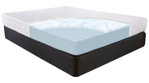 "EF Direct Memory Foam 8"" Firm Mattress - F80 (Bed in a Box) - Ensley Fairfield Mattress Co."