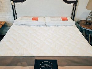 "The Heirloom Luxury Firm 15.5"" 087G - Heritage Series - Ensley Fairfield Mattress Co."