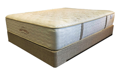 EF Mattress Co Heritage Latex Hybrid - 092G - Ensley Fairfield Mattress Co.