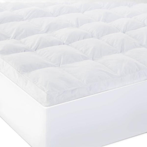 3 in. Down Alternative Mattress Topper - Ensley Fairfield Mattress Co.