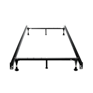 Malouf Twin/Full/Queen Bed Frame with Glides