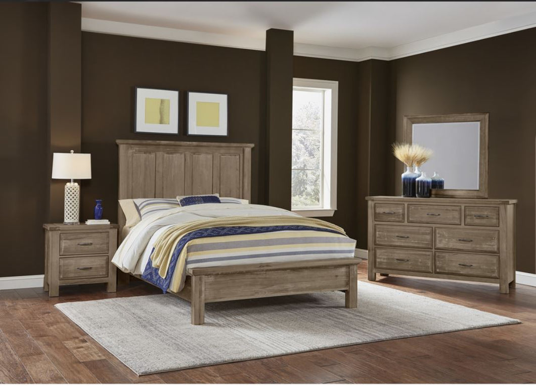 Maple Road Mansion Bed - Artisan & Post - Ensley Fairfield Mattress Co.