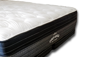The Patriarch Luxury Plush EPT 624G - Heritage Series - Ensley Fairfield Mattress Co.