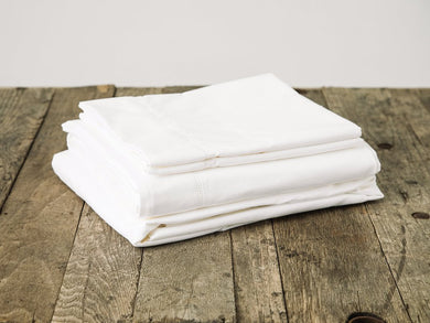 Red Land Classic Hemstitch Sheets Set