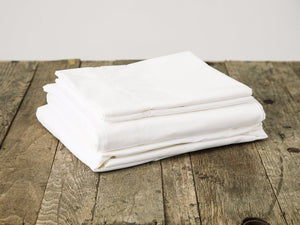 Red Land Classic Hemstitch Sheets Set - Ensley Fairfield Mattress Co.
