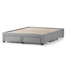 WATSON PLATFORM BED BASE BY MALOUF