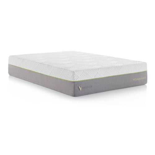 WELLSVILLE 14 INCH LATEX HYBRID MATTRESS - Ensley Fairfield Mattress Co.