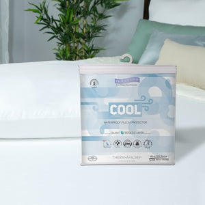 Cool Pillow Protector - Ensley Fairfield Mattress Co.
