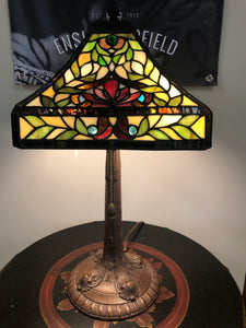 Tiffany Table Lamp - Ensley Fairfield Mattress Co.