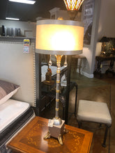 Bamboo Prism Table Lamp - Ensley Fairfield Mattress Co.