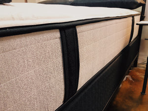 The Benton Plush - 080C - Ensley Fairfield Mattress Co.