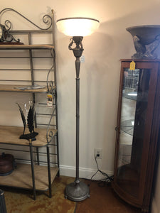 Crown Floor Lamp Quoizel - Ensley Fairfield Mattress Co.