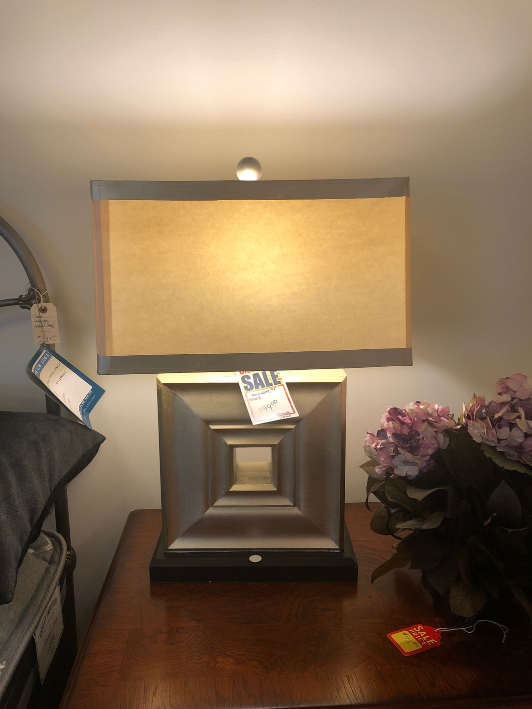Tomlinson Design Table Lamp - Ensley Fairfield Mattress Co.