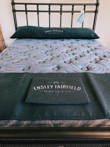 "The Matriarch 14"" - Medium Plush - Heritage Series 014G - Ensley Fairfield Mattress Co."