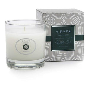 White Fir Trapp Candle - No. 56 - Ensley Fairfield Mattress Co.