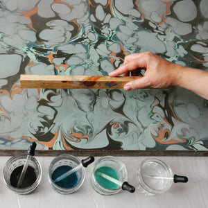Marbling Workshop ~ 2/8/20