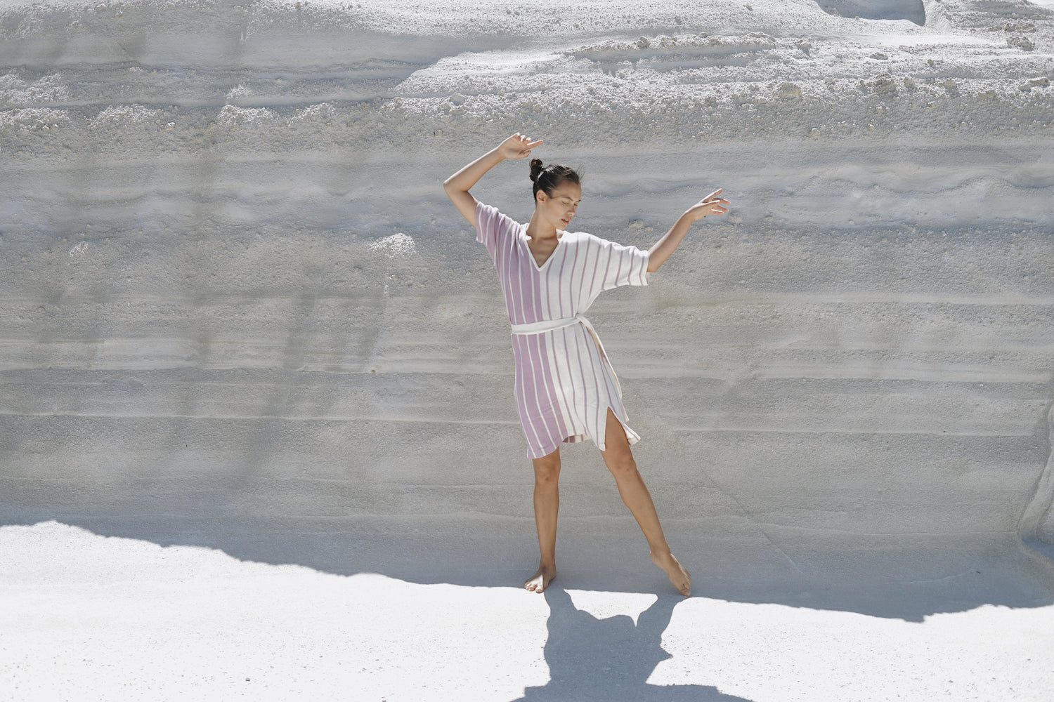kordal hannah thornhill greece ss18 raya dress lilac