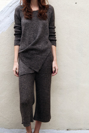 ISABEL PANT DARK GREY