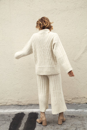 Tate Sweater Cream