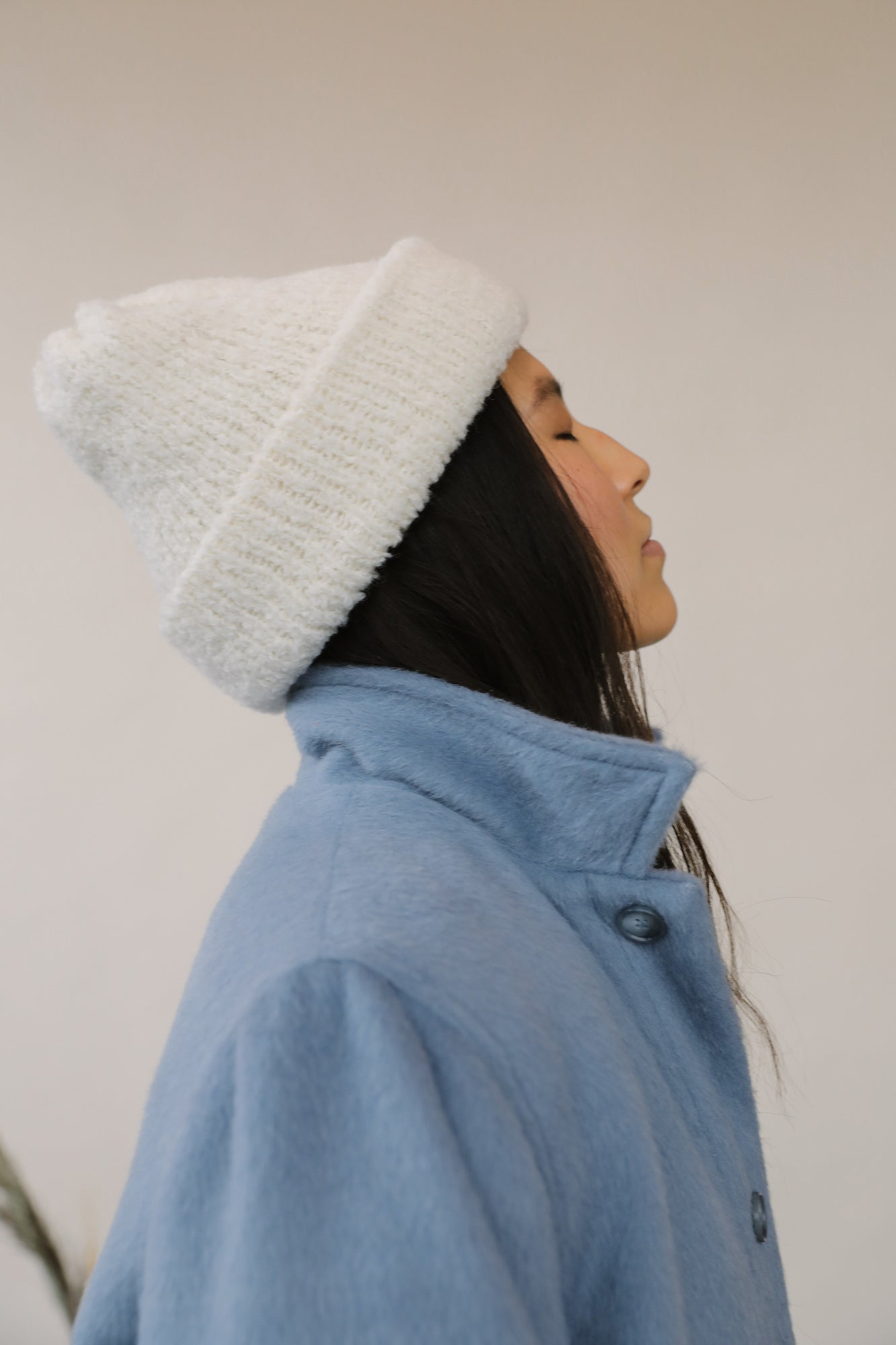 Polar Beanie Cream grid image