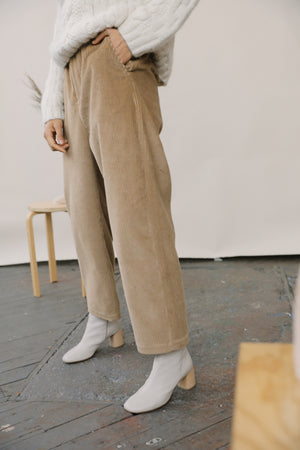 Halley Trouser Sand