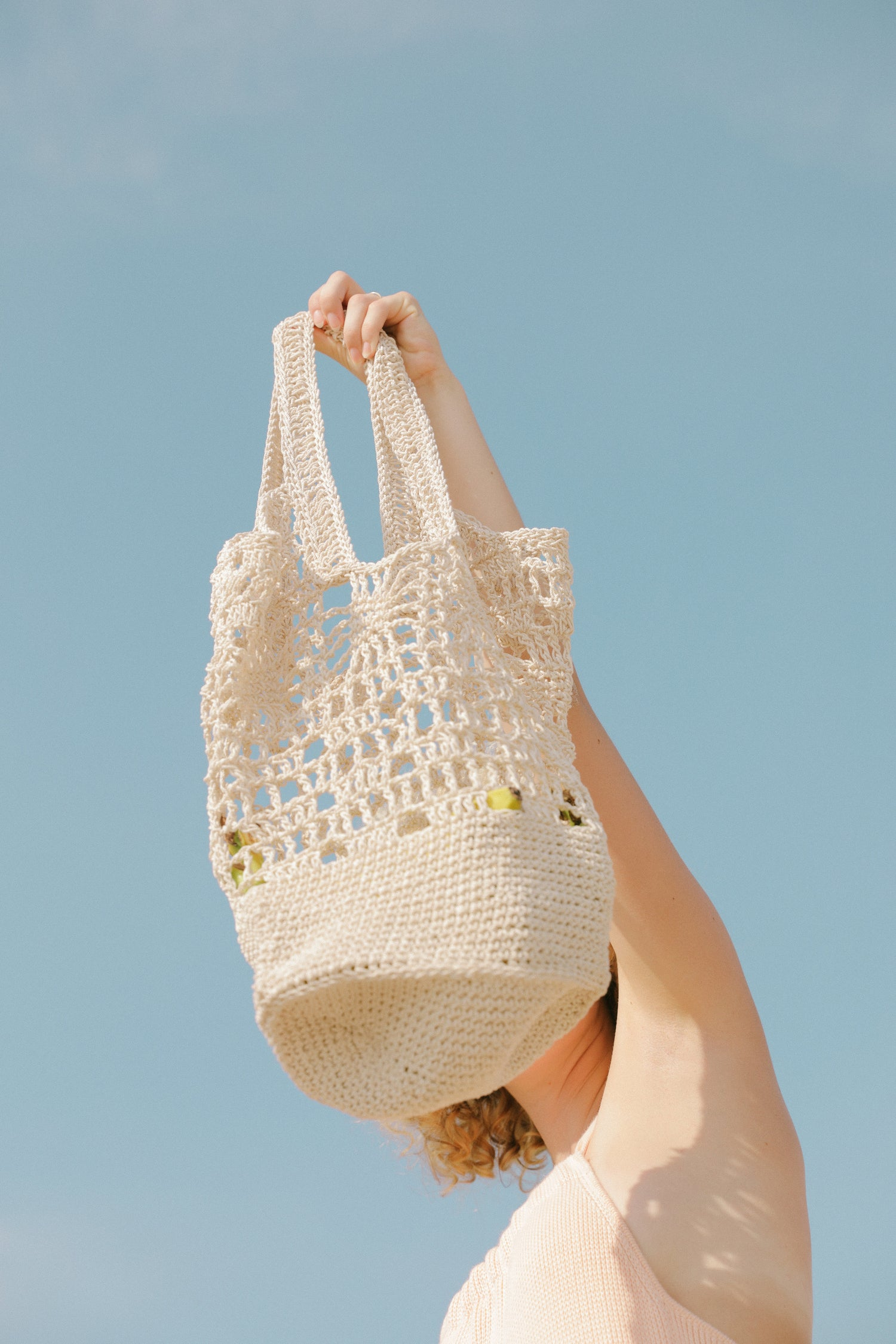 CROCHET TOTE grid image