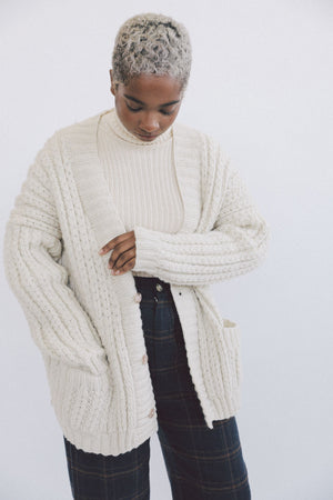 Reese Cardigan Cream