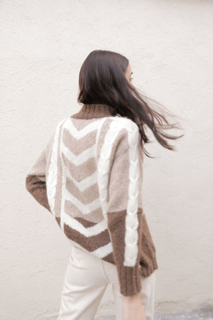 KLAUS SWEATER WHEAT