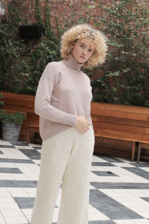 ANNI SWEATER OYSTER