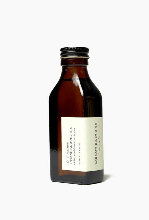 Barratt Riley - Body Oil, No. 8 Foeniculum grid image