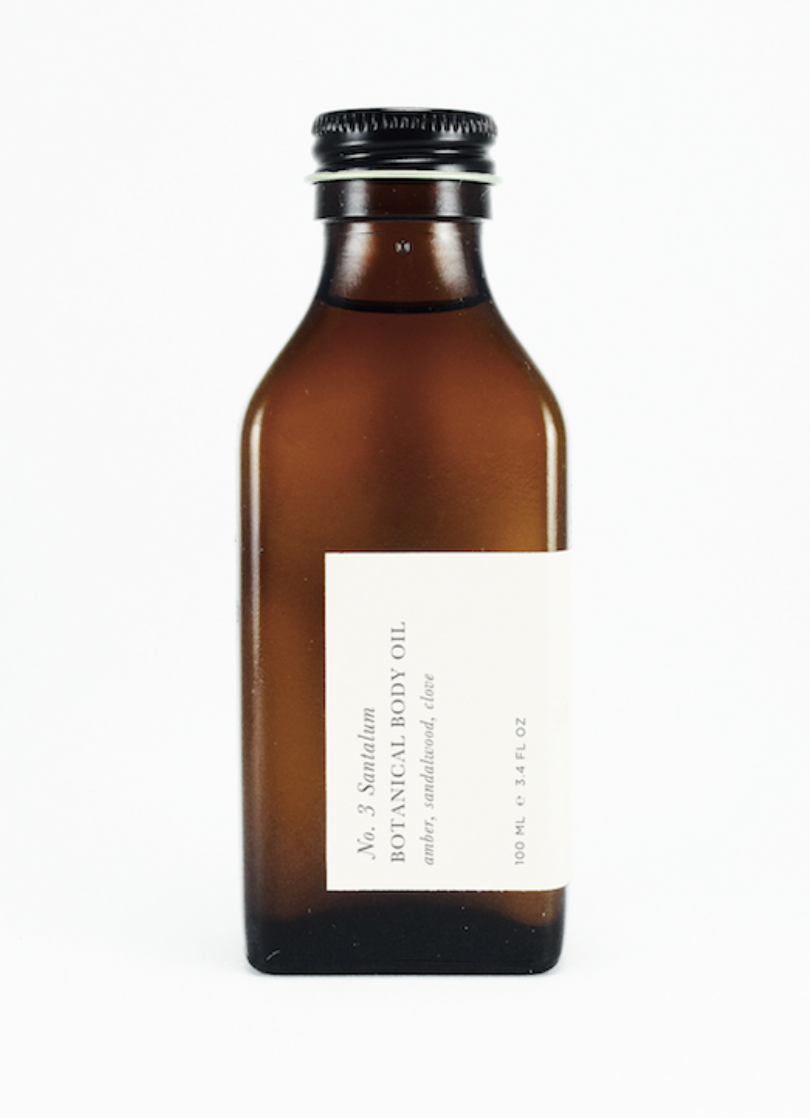 Barratt Riley - Body Oil, No. 3 Santalum grid image