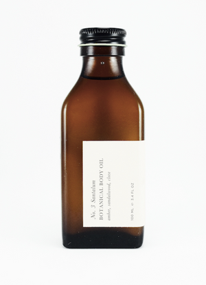 Barratt Riley - Body Oil, No. 3 Santalum