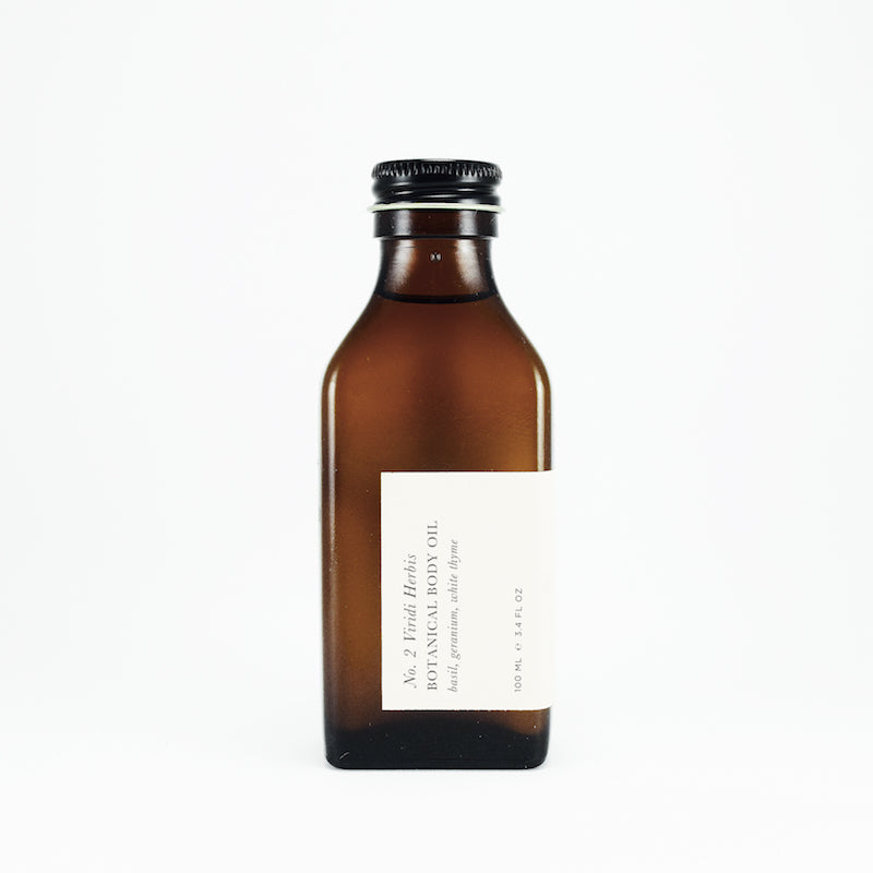 Barratt Riley - Body Oil, No. 1 Fougére grid image
