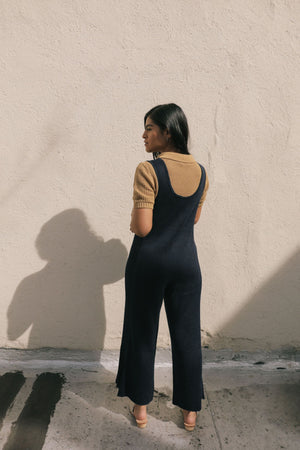 PILAR JUMPSUIT NAVY