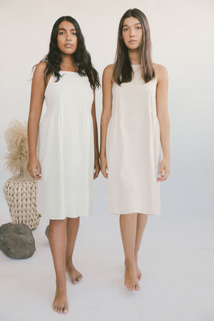 Athena Dress Blush