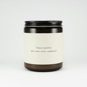 Barratt Riley - Candle, Palo Santo