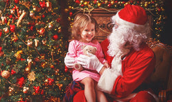 Santa's Grotto at Goonhavern Garden Centre, 30th November - 8th December