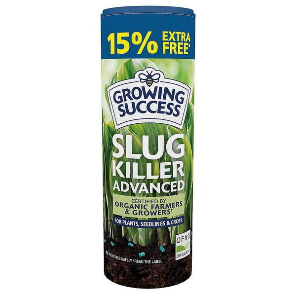 Slug Killer Growing Success 500g + 15% Free