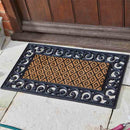 Smart Garden (Insert) Coir Door Mat Criss Cross 23x53cm