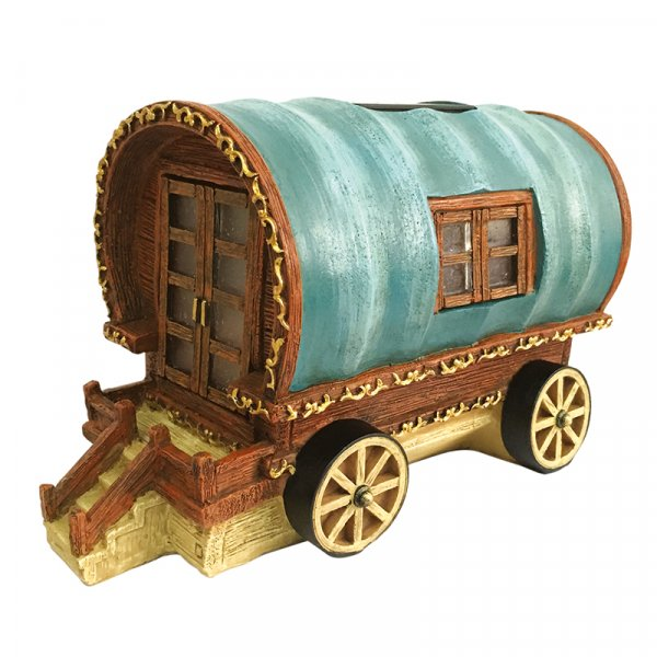 Smart Garden Gypsy Rose Caravan Solar Powered Light
