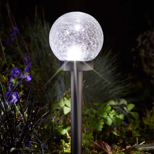 Aurora 5L Solar Powered Stake Light