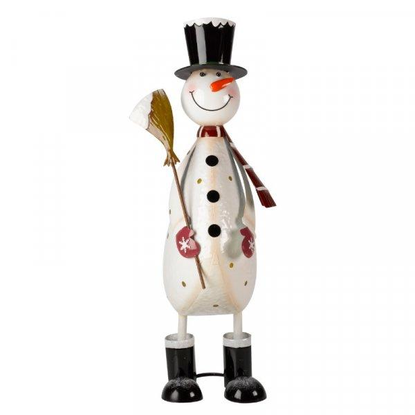 Buy Smart Garden Polka Frosty The Snowman Extra Large Christmas Decoration - Cornwall Garden Shop
