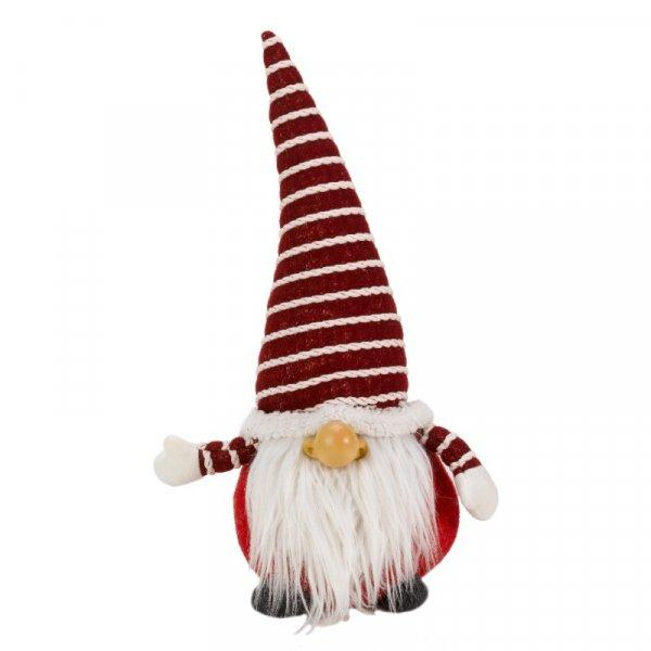 Buy Smart Garden Red Norbert Christmas Plush Decoration - Cornwall Garden Shop